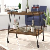 Desantiago Bar Cart