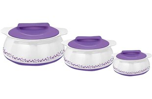 Exotique Casserole Round Food Storage Container