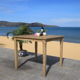 Ducan Wooden Bar Table