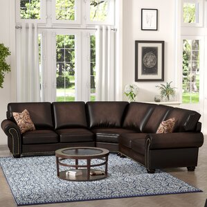 Erin Sectional by Darby Home Co