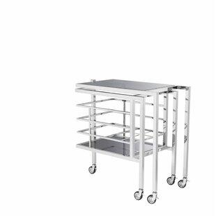 Nesting Bar Cart