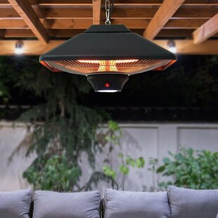 Rhett Electric Patio Heater By Belfry Heating