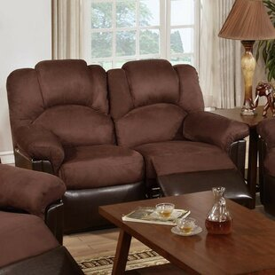 Affordable Price Pankratz Reclining Loveseat by Winston Porter Reviews (2019) & Buyer's Guide