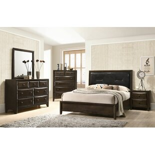 Arabelle Panel Configurable Bedroom Set