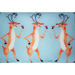 Connor Deer Placemat (Set of 4)