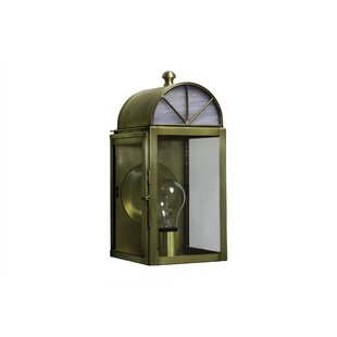 Elica 1-Light Outdoor Wall Lantern by Darby Home Co