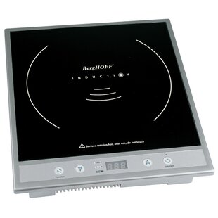 Tronic 12 Induction Cooktop with 1 Burner