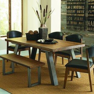 Gandara Wood Bench ByBrayden Studio