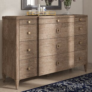 Albright 10 Drawer Dresser