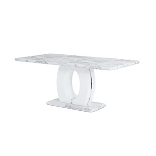 Kimbell Pedestal Base Dining Table
