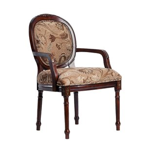 feature Online Reviews Maurizio Armchair By Astoria Grand