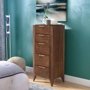 Newdale 5 Drawer Lingerie chest by Wade Logan