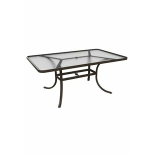 Valora Plastic/ Resin Dining Table by Tro..