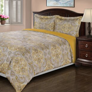 Impressions Reversible Duvet Cover Set