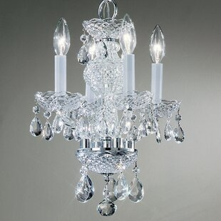 Classic Lighting Monticello 4-Light Candl..