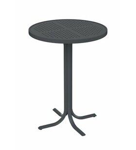 Boulevard Aluminum Bar Table by Tropitone Amazing