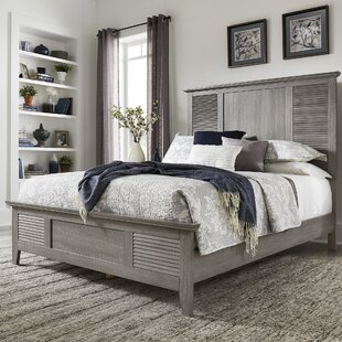 Salcedo Queen Panel Bed