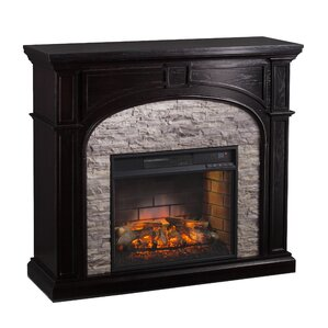 Boylston Electric Fireplace by Three Posts