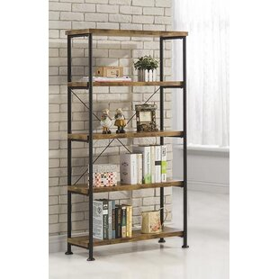 Chadron Etagere Bookcase by Iv..