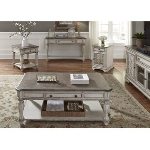 Tavant 4 Piece Coffee Table Set