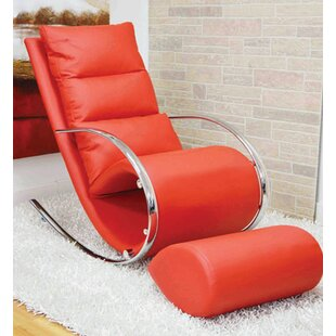 Purchase Matina Armchair and Ottoman by Orren Ellis Reviews (2019) & Buyer's Guide
