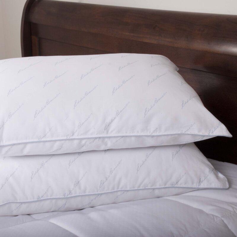 300 thread count polyfill queen pillow