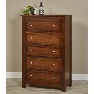 Buker 5 Drawer Chest