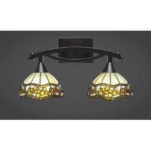 Austinburg 2-Light Vanity Light by Astoria Grand