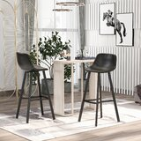 Laurelglen Bar Stool by 17 Stories