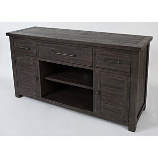 Westhoff Solid Wood TV Stand for TVs up to 78 inches by Gracie Oaks SKU:EA874029 Check Price