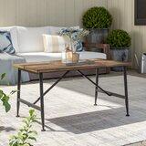 Cabarley Solid Wood Coffee Table