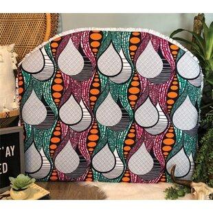 Zoomie Kids Honeycutt Twin/Twin XL Upholstered Panel Headboard