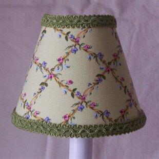 Flower Fantasy 11 Fabric Empire Lamp Shade