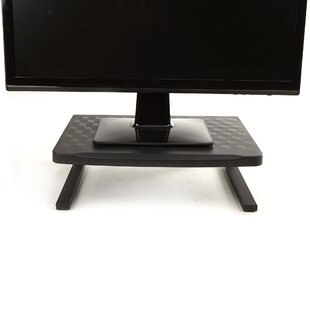 Mind Reader Monitor Stand / Riser with Metal Leg Support