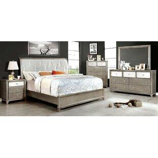 Rogers Platform Configurable Bedroom Set