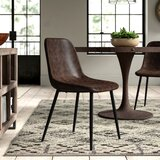 Haymarket Upholstered Dining Chair by Greyleigh™