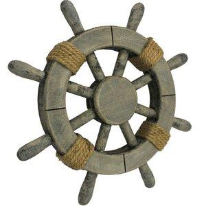 Ship Wheel Wall Du00e9cor