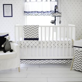 Low priced Swaim 3 Piece Crib Bedding Set By Harriet Bee