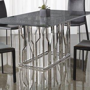 Salter Dining Table Base by Brayden Studio
