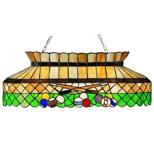 Tiffany 6-Light Billiard Light By Meyda Tiffany