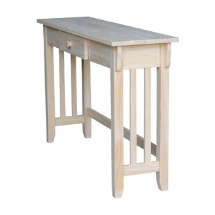 Marvelous Toby Mission Console Table Pdpeps Interior Chair Design Pdpepsorg