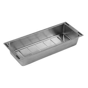 Precis Stainless Steel Colander By Blanco
