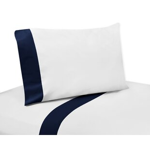 Sweet Jojo Designs Anchors Away Cotton Sheet Set