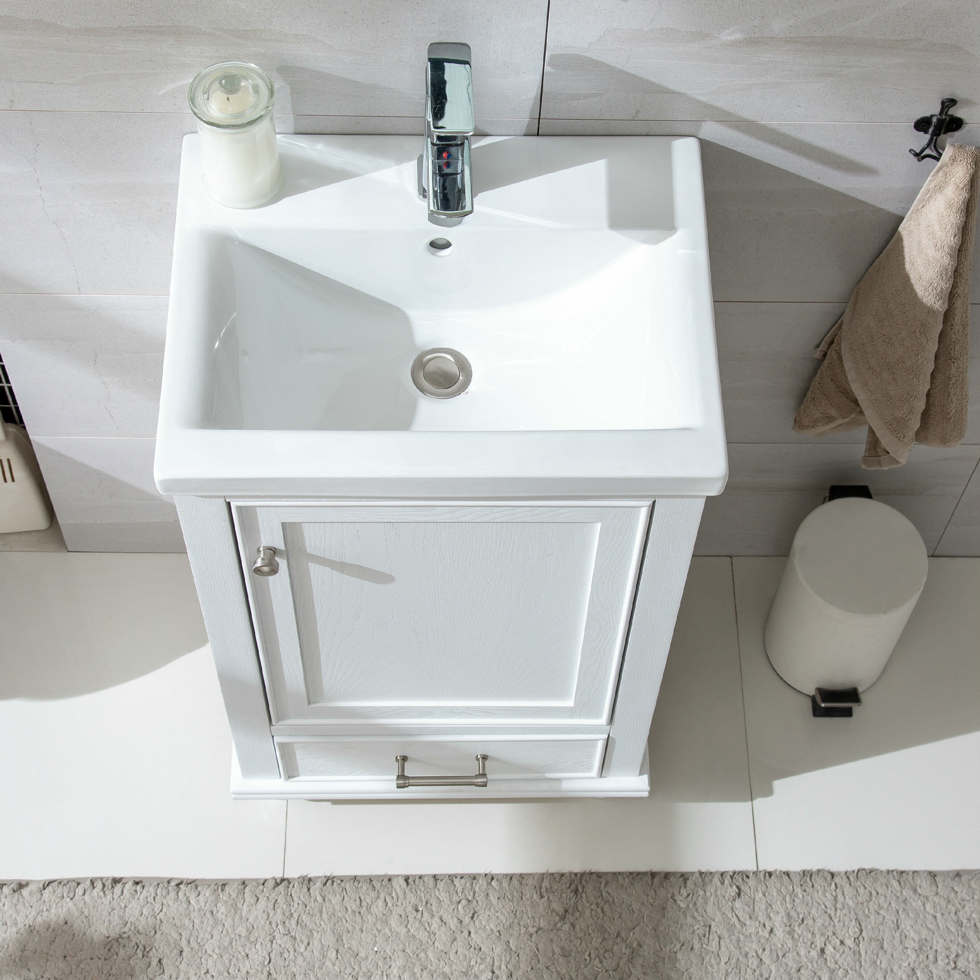 Belton 20 Single Bathroom Vanity Set