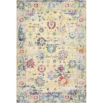 5 X 8 Yellow Amp Gold Area Rugs You Ll Love In 2019 Wayfair