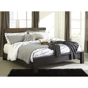 Taumsauk Panel Bed by Trent Austin Design