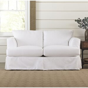 Slipcovered Loveseats Sofas Sectionals Wayfair