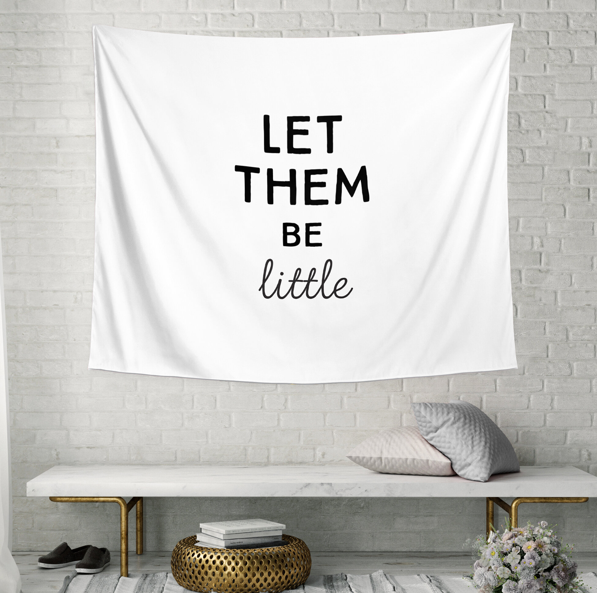 Ebern Designs Little By Rosa Villa Tapestry Wayfair