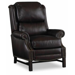 Alta Leather Manual Recliner by Bradington-Young SKU:EA616690 Buy