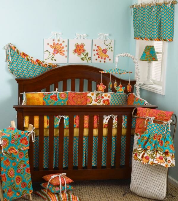 Royston 10 Piece Crib Bedding Set